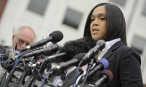 Baltimore Marilyn Mosby