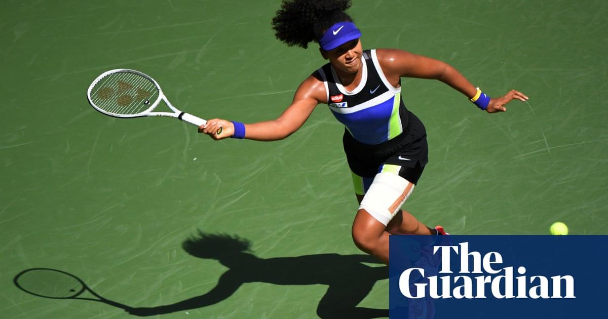 Naomi Osaka survives US Open scare against teenager Marta Kostyuk