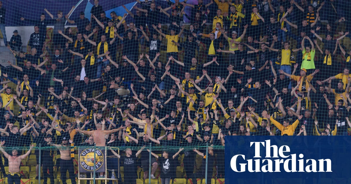 A visit to FC Sheriff: Champions League upstarts from an unrecognised land