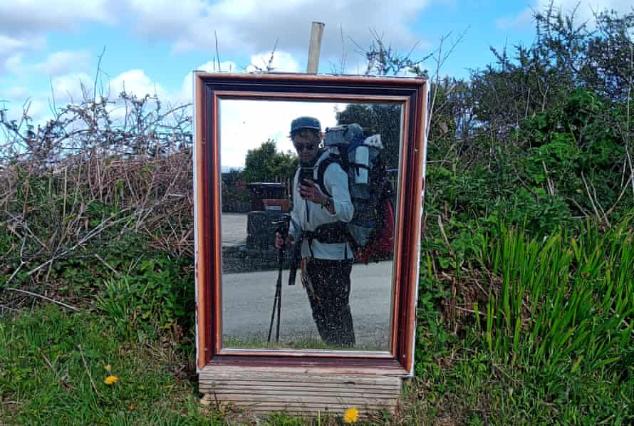 James Gingell walks from Land's End to John O'Groats for Travel