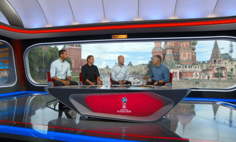Team BBC provide a little bit of everything on England's big afternoon