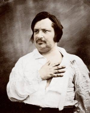 Honore de Balzac.