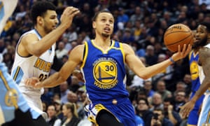 Steph Curry's Warriors were upset in the NBA Finals last season but it was an exception rather than a rule