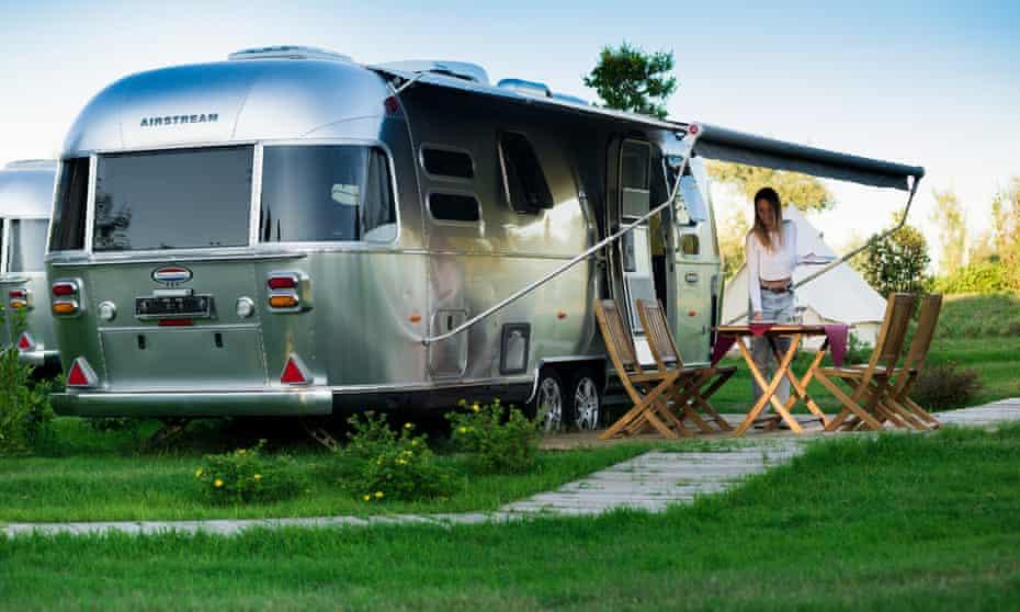 Ca'Savio Airstream park.