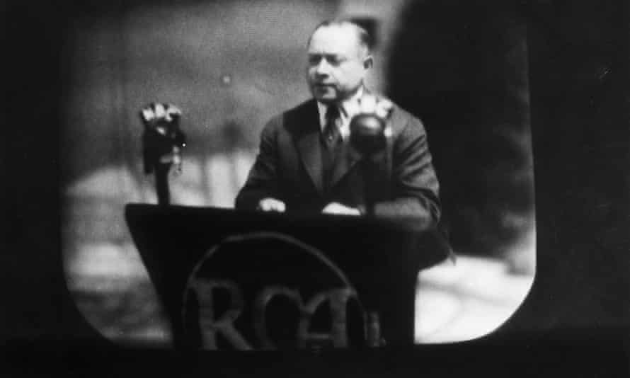 David Sarnoff built RCA into the one of the world's most powerful broadcast forces.