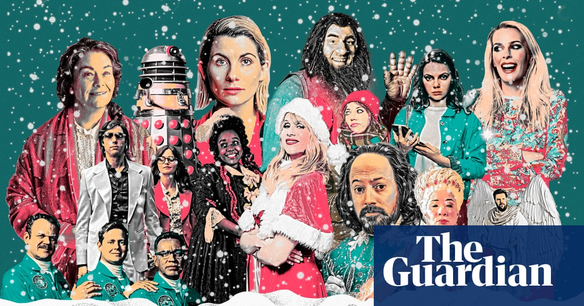 Christmas Television Guide 2021 Christmas Tv Guide 2020 The Festive Shows You Can T Miss Television Radio The Guardian