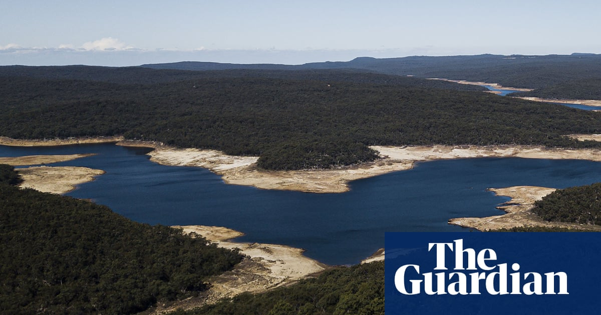 How to save water in Australia's drought: reuse, buy a front-loader – and wash less - The Guardian