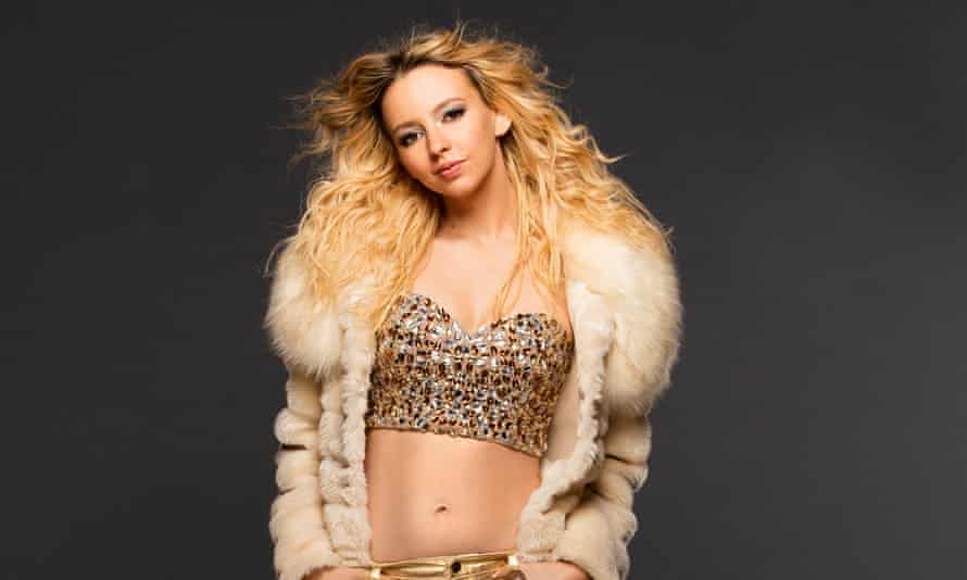 Natasha Bassett as Britney Spears in Britney Ever After