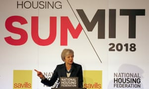 Housing associations have welcomed Theresa May's call for an end to social housing 'stigma'.