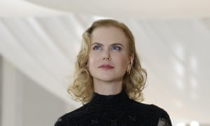 Nicole Kidman, at a recent photo call in Milan.