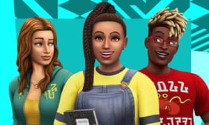 Diversity has been a key element of the Electronic Arts series The Sims since the original game arrived in 2000.