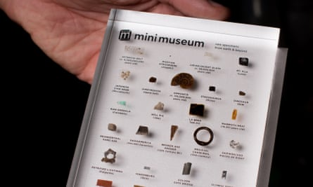 The idea for Mini Museum started when the founder was seven, but has led to two Kickstarter campaigns that have both raised more than $1m in sales pledges from an enthusiastic community of supporters