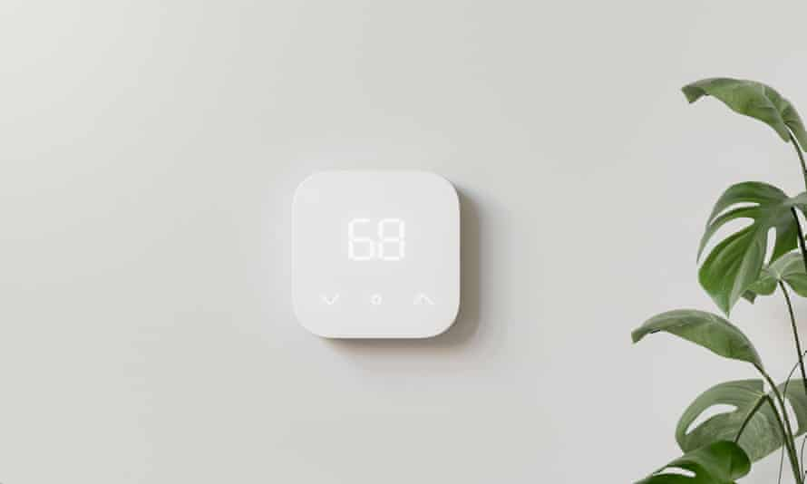 Amazon's Smart Thermostat takes on Nest and others with cheaper starting price.
