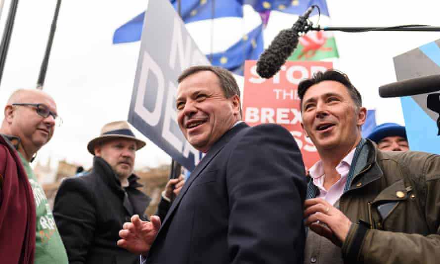 Arron Banks accused 'lefties' of having no sense of humour over his comment about Greta Thunberg's voyage