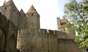 The body was recovered from a lake near Carcassonne in southern France.