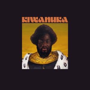 Michael Kiwanuka: Kiwanuka album art work