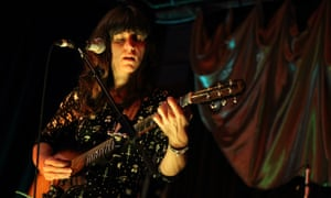 Eleanor Friedberger at Visions Festival in London, August 2014.