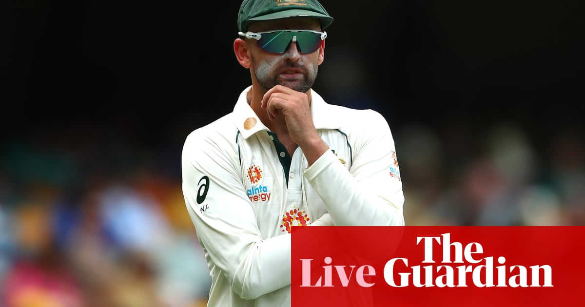 Australia v India: fourth Test day three – live! – The Guardian