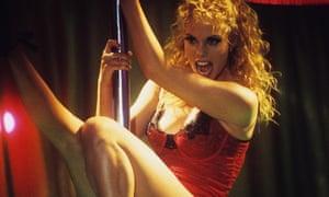 Elizabeth Berkley in Showgirls