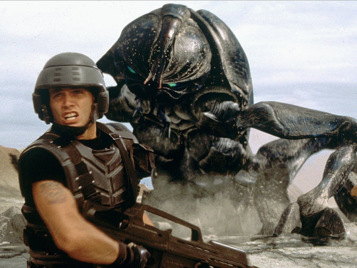 How we made Starship Troopers | Movies | The Guardian