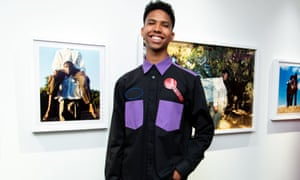 Tyler Mitchell: 'We need to use our art to wake people up right now.'