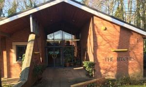 The Beeches medicinal cannabis centre.