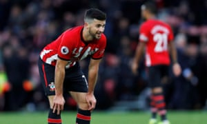 Shane Long missed a golden late opportunity to win the game for Southampton.