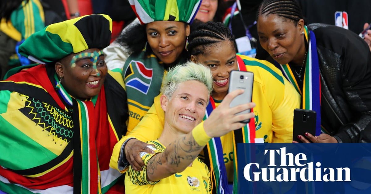 Glasgow City FC pull off transfer coup by signing South Africa captain Van Wyk