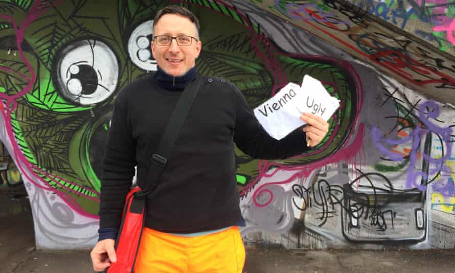 Eugene Quinn gives his Vienna Ugly tour.