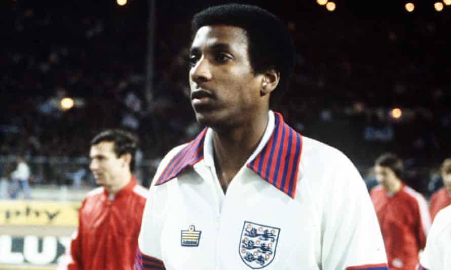 Viv Anderson was the first black player to represent England at full international level against Czechoslovakia in November 1978.