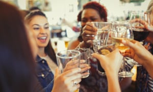 Nearly 30 Of Young People In England Do Not Drink Study Finds