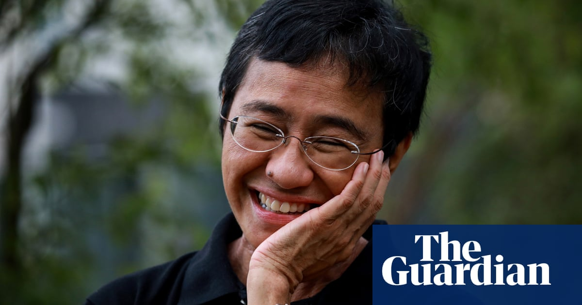 'A triumph of truth over lies': joy in the Philippines over Maria Ressa's Nobel prize win