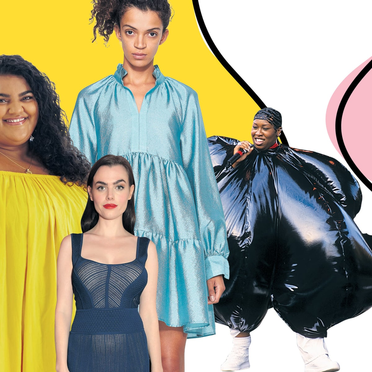 The New Taboo How Flattering Became Fashion S Ultimate F Word Fashion The Guardian