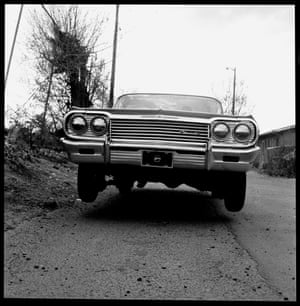 Israel, Espanola, Chimayo, New Mexico, 2003 (from series Lowriders)