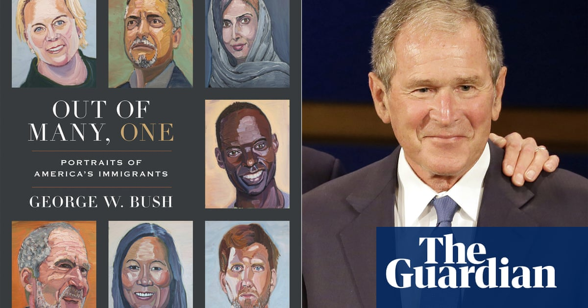 George W Bush is back – but not all appreciate his new progressive image