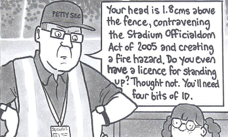 David Squires on ... the A-League's war on fans