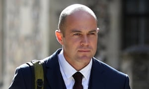 Emile Cilliers outside Winchester crown court on 3 October.
