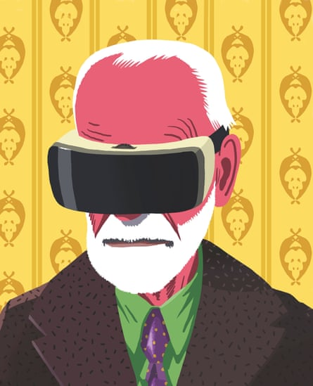 Virtual reality is the great hope for many mental health professionals.