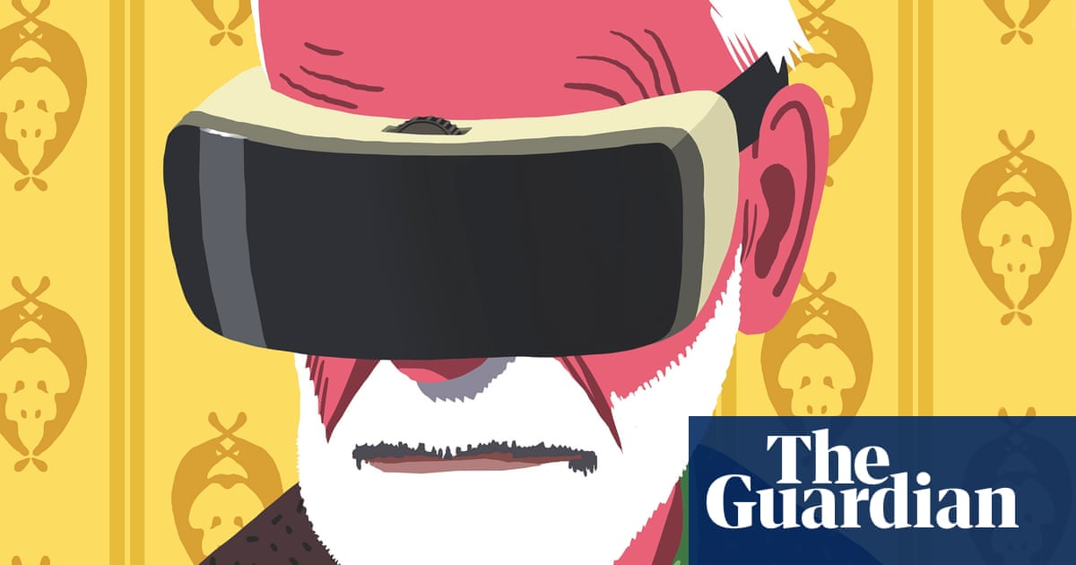 After, I feel ecstatic and emotional': could virtual reality