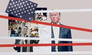 Ronald Reagan Donald Trump Berlin Wall cold war