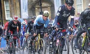 The men's elite road race
