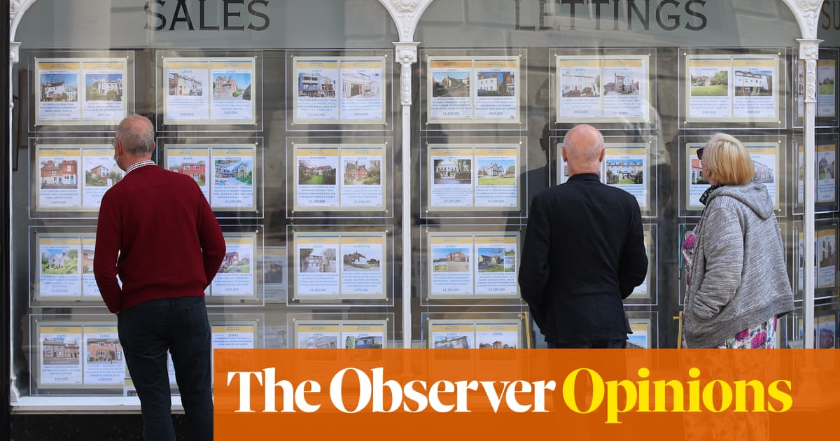 Property fantasies are quickly ruined by reality