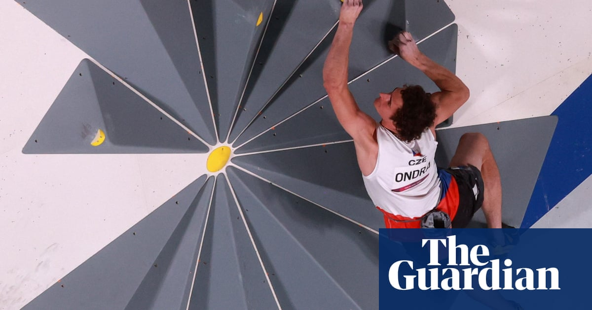 Climbing is a hit at the Tokyo Olympics – but does it reward the best athletes?