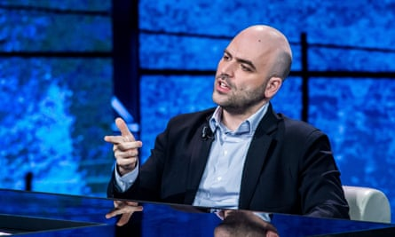 Roberto Saviano exposed the workings of the Camorra in Naples.