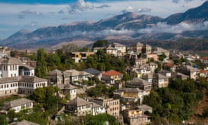 Open secret: Gjirokaster is a Unesco World Heritage Site and a rare example of a well-preserved Ottoman town.