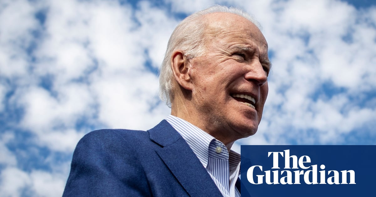 Polls show Biden lead but treat with caution – The Guardian