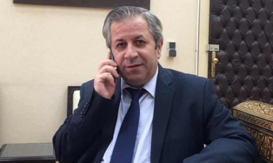 Maamoun Abdulkarim, Syria's director-general of antiquities and museums