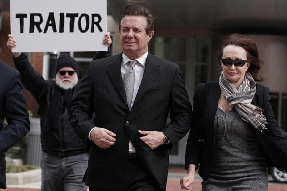 Unlike others close to Trump, Manafort has refused to accept a plea deal.