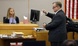 Guyger told the court she intended to kill him when she pulled the trigger, which she said is what she had been trained to do.