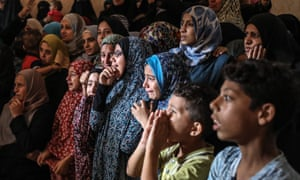 Faris Hafez al-Sarasawi funeral